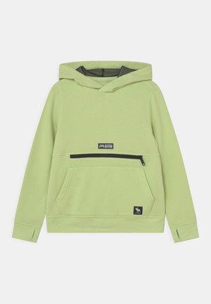 GAMING HOODIE  - Sweatshirt - green