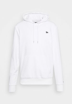 FLAG HOODY - Sweat à capuche - white