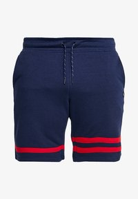 Jack & Jones - JJIBLAIR - Tracksuit bottoms - maritime blue