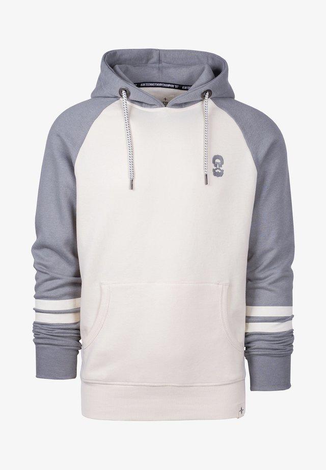 KUNIBERT-OTTO - Hoodie - grey