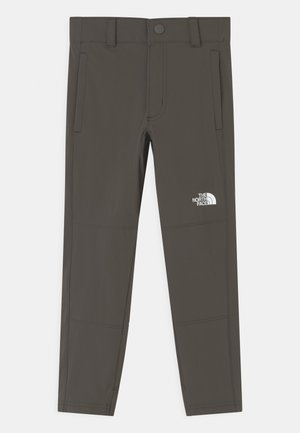 EXPLORATION - Outdoor trousers - new taupe green