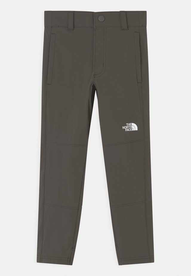 EXPLORATION - Pantalons outdoor - new taupe green