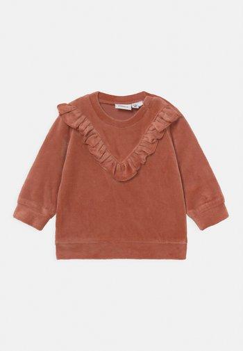 NBFNAYA  - Sweatshirt - etruscan red