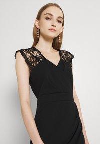 WAL G. - SIENNA MIDI DRESS - Cocktail dress / Party dress - black - 3