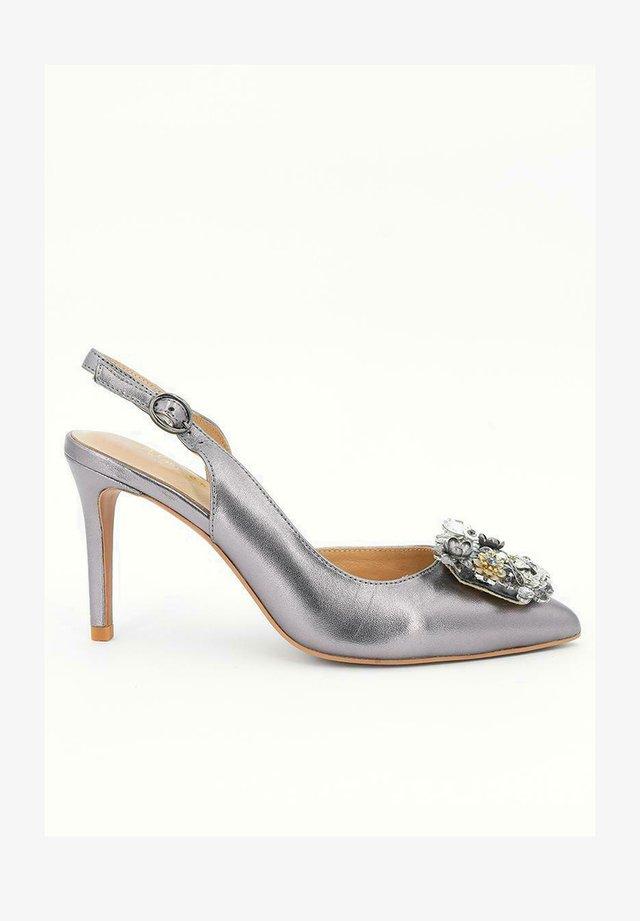 PALAWAN - Escarpins - silver