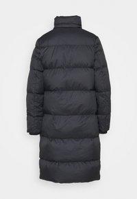 GANT - CLASSIC LONG COAT - Down coat - black - 2