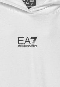 Emporio Armani - EA7 GIRL - Mikina - white - 2