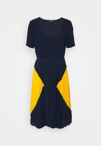 Steffen Schraut - PARIS PLEATED DRESS - Day dress - navy sun - 5