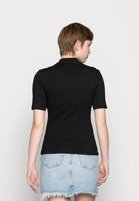 Even&Odd - T-shirt basic - black - 2