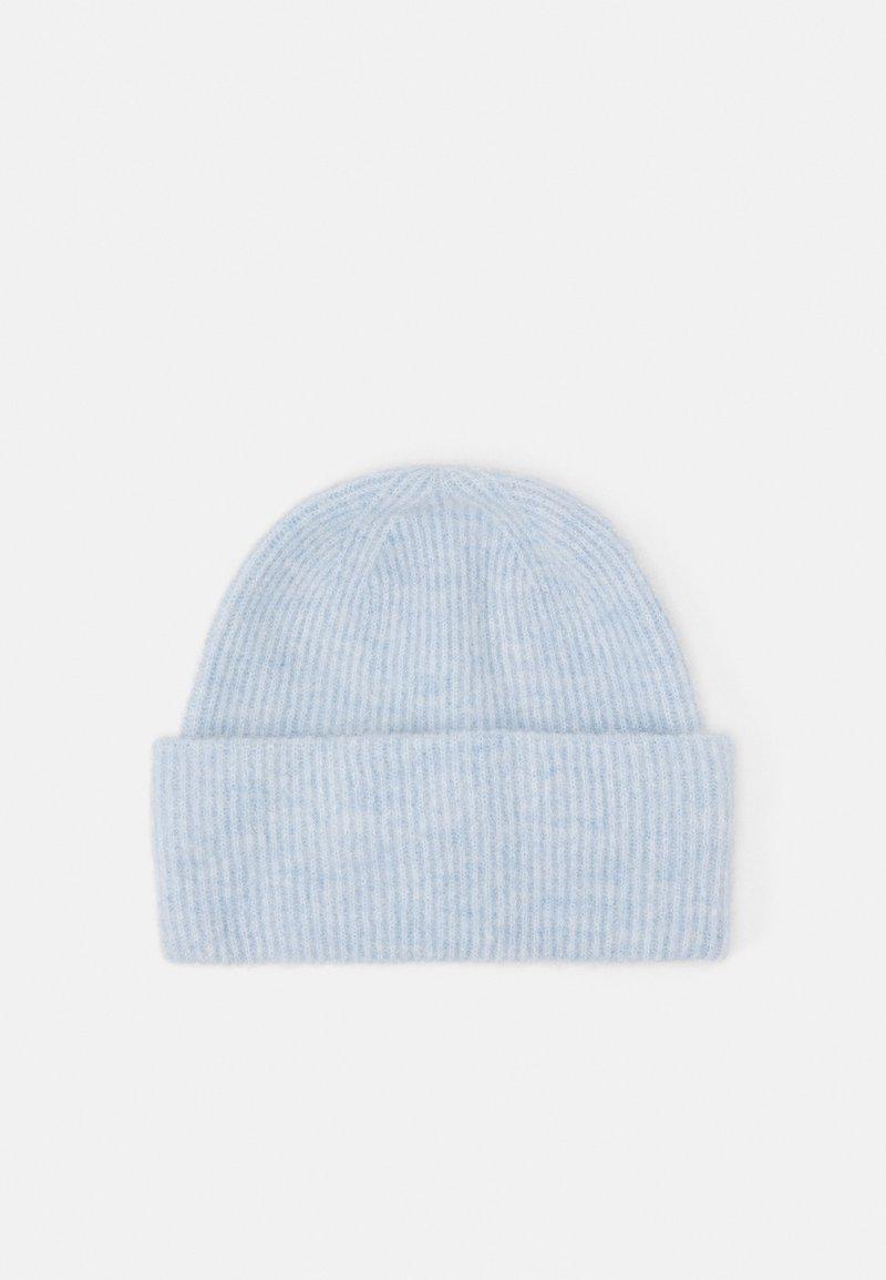 Samsøe Samsøe - NOR HAT - Beanie - brunnera blue melange