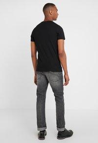 JOOP! - 2 PACK - Basic T-shirt - black - 2