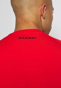 Mammut - TROVAT - T-Shirt print - spicy - 5
