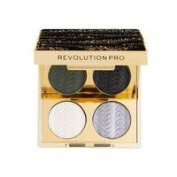 Revolution PRO - ULTIMATE EYE LOOK WILD ONYX PALETTE - Eyeshadow palette - - - 1