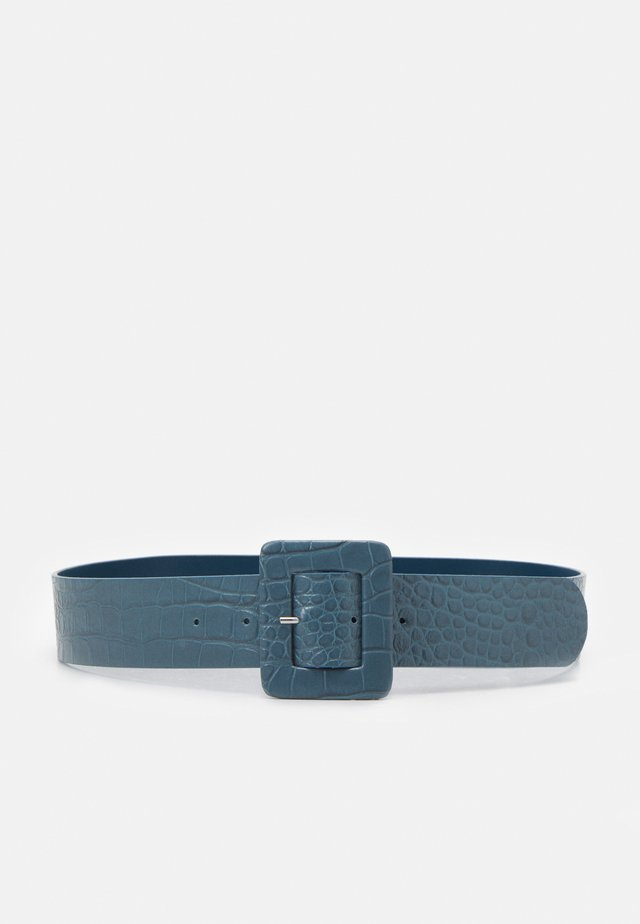 HIDESIA - Midjebelte - azurblau