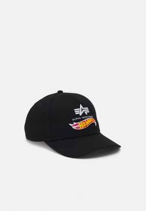 HOT WHEELS FLAG - Cap - black