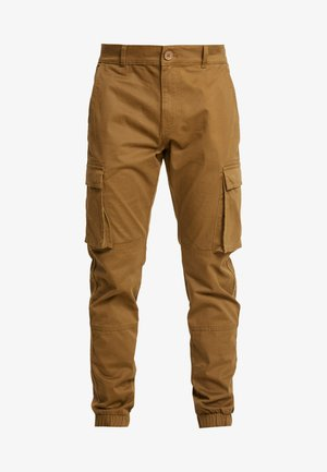 ONSCAM STAGE CUFF - Cargo trousers - kangaroo