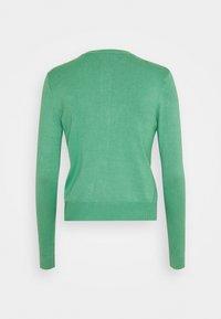 Marks & Spencer London - CREW CARDI PLAIN - Cardigan - light green - 1
