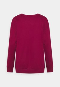 Anna Field - Crew neck with pocket - Sweatshirt - red - 1