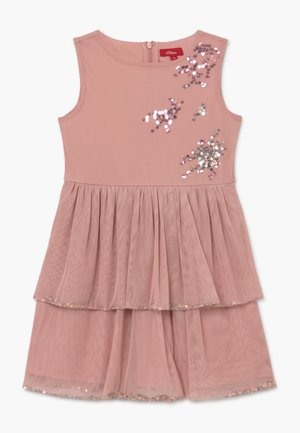 Cocktail dress / Party dress - light pink