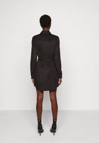 ONLY Tall - ONLBERRY DRESS - Shirt dress - black - 2