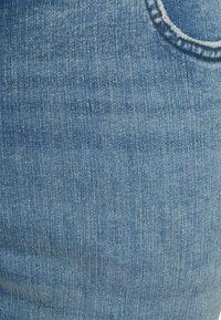 Zizzi - JCLARA EMILY JEANS - Jeans Skinny Fit - blue denim - 5