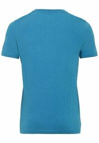 camel active - Print T-shirt - ocean blue - 8