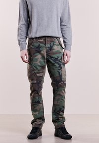 Polo Ralph Lauren - Cargo trousers - khaki - 0