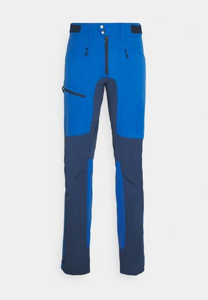 FALKETIND FLEX HEAVY DUTY  - Outdoor trousers - blue