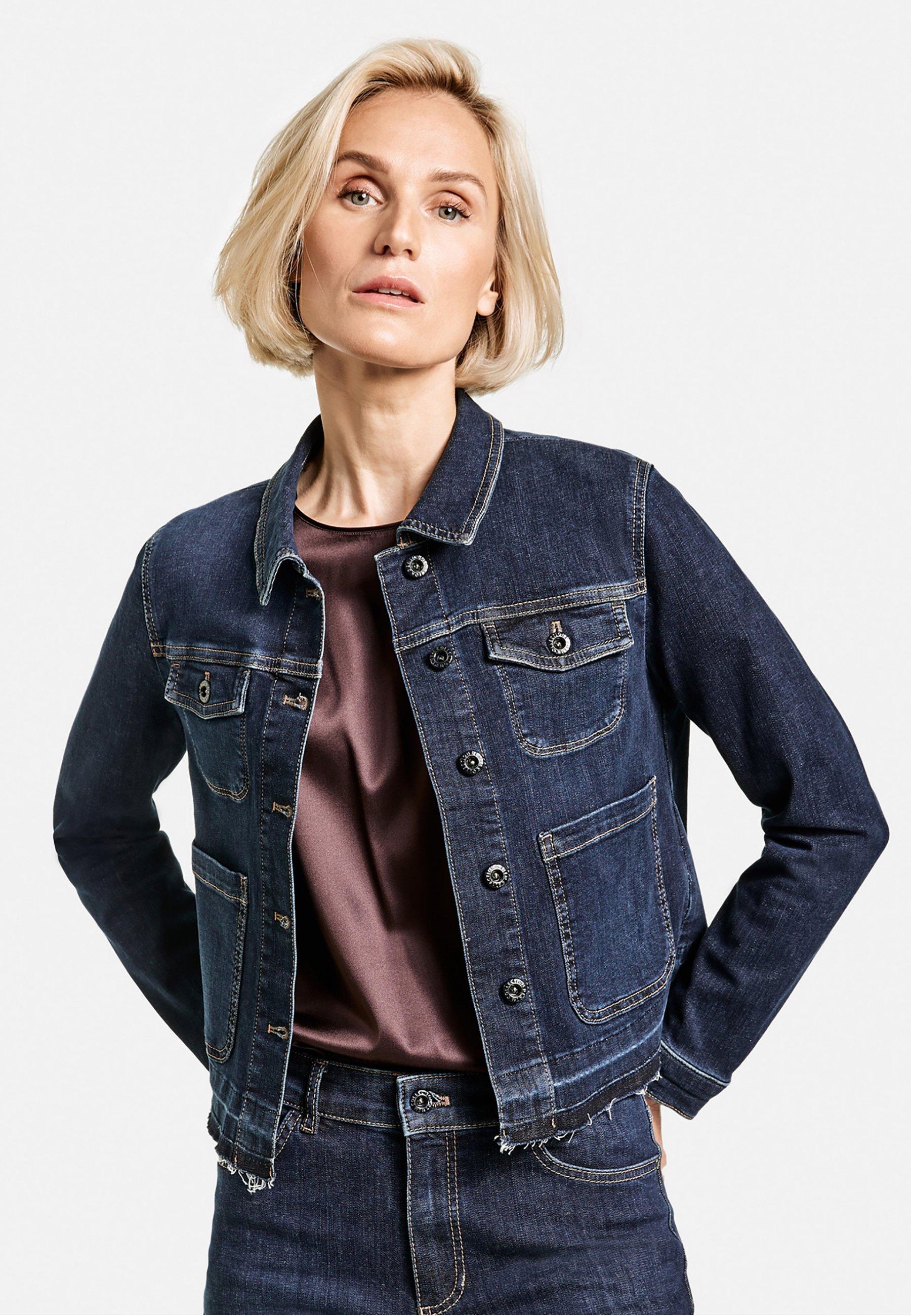 Femme USED EFFEKTEN - Veste en jean