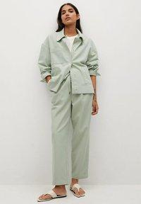 Mango - Summer jacket - mint green - 1