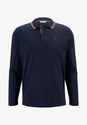 Polo shirt - sky captain navy