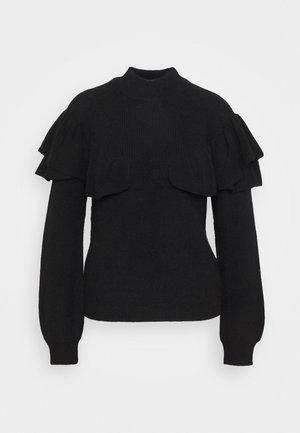 PARISA LYRE  - Pullover - black