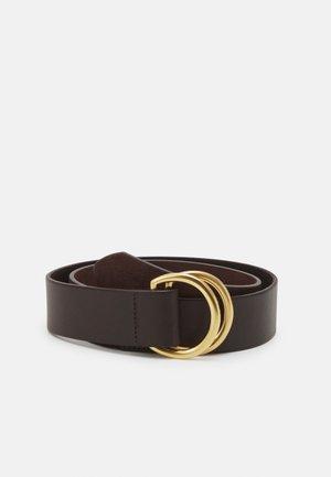 LENA - Belt - chocolate brown