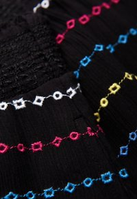 Superdry - GESMOKTER  - A-line skirt - black - 3