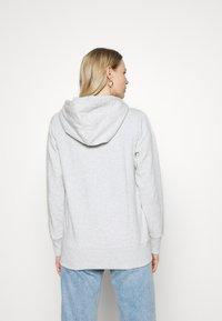 GAP - OMBRE - Bluza rozpinana - light heather grey - 2