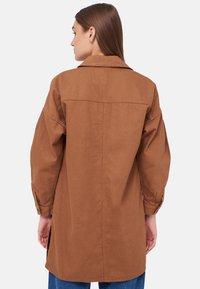 LC Waikiki - Denim jacket - brown - 2