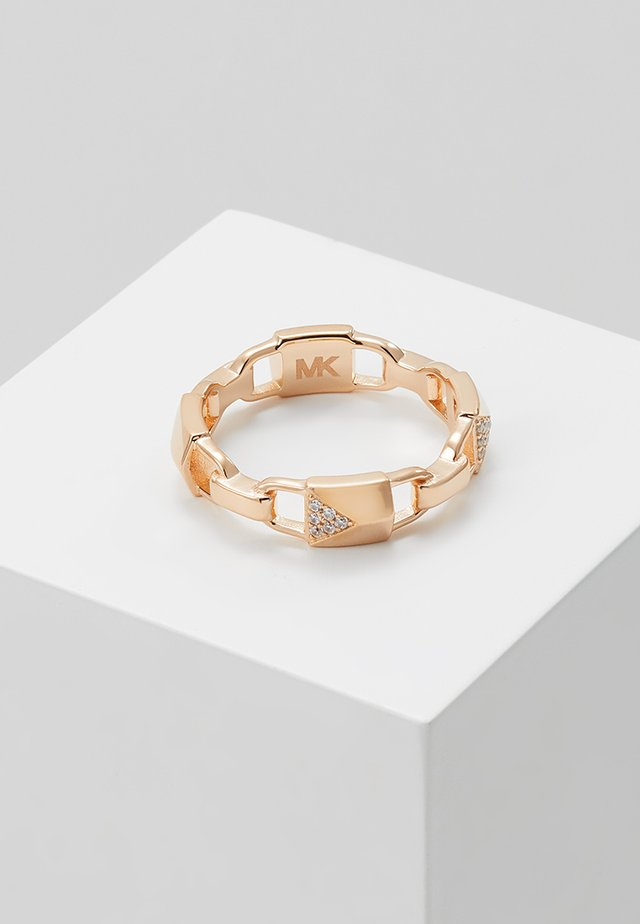 PREMIUM - Sormus - roségold-coloured