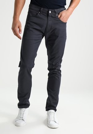 VICIOUS PANT LAMAR - Pantaloni - blacksmith rinsed