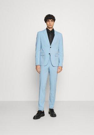 PLAIN MENS SUIT - Suit - blue