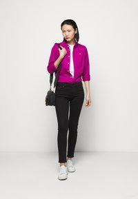 Polo Ralph Lauren - Button-down blouse - bright magenta - 1