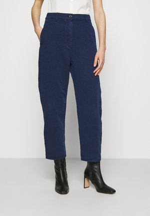 CHINO - Trousers - blue