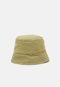 TINYCOTTONS - BUCKET HAT UNISEX - Hat - yellow/iris blue - 1