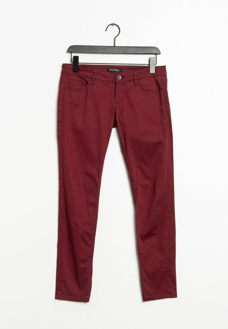 Guess - Slim fit jeans - red