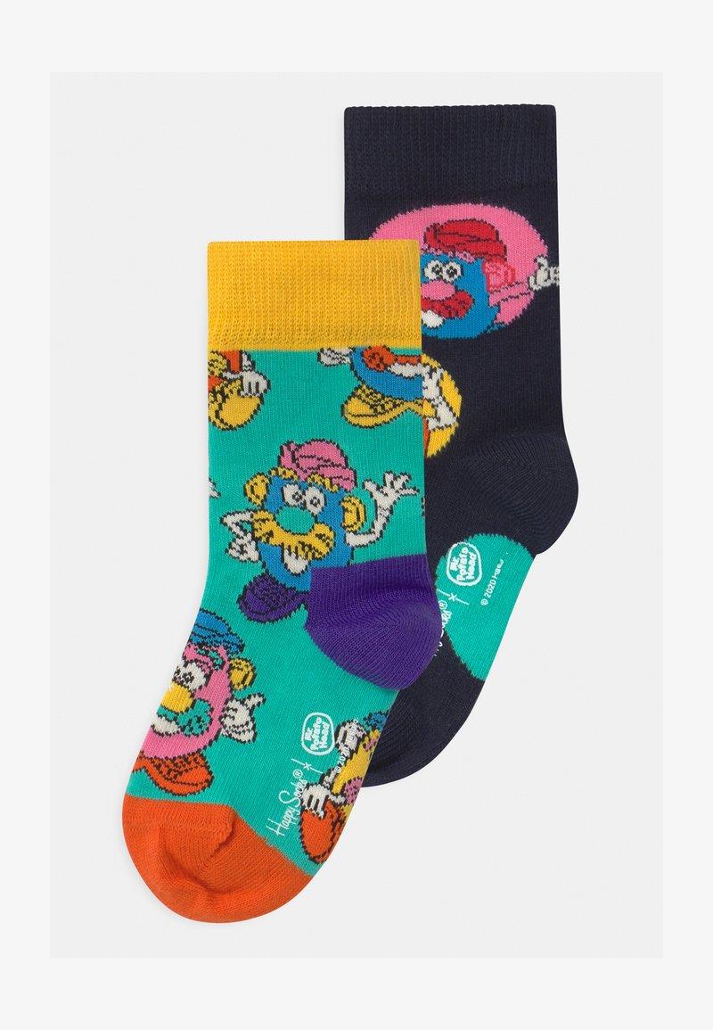 Happy Socks - KIDS MR POTATO HEAD GIFT BOX 2 PACK UNISEX - Socks - multi-coloured