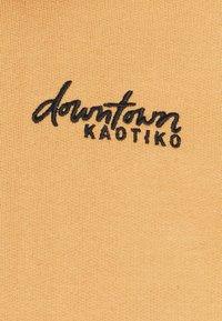 Kaotiko - UNISEX CREW MALCOLM - Mikina - black - 6