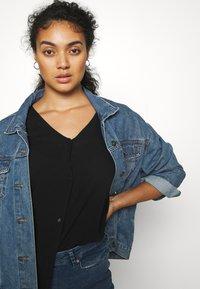 Vero Moda Curve - VMSOPHIA SCULPT - Jeans Skinny Fit - dark blue denim - 3