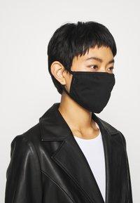 Icon Brand - COMMUNITY MASK - Masque en tissu - black - 2