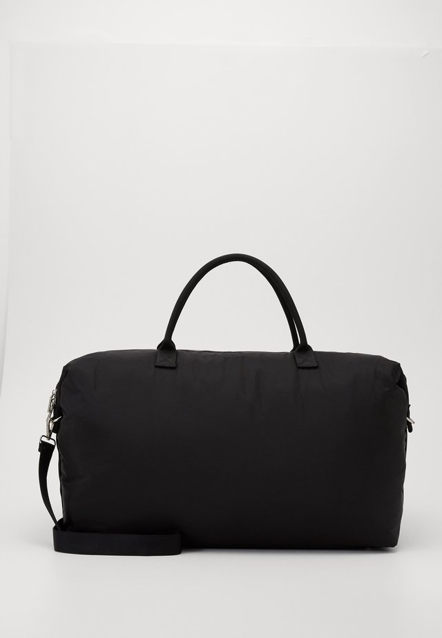 TRAVEL WEEKEND BAG - Viikonloppukassi - black