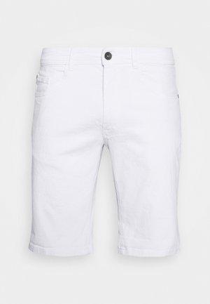RRCOPENHAGEN  - Szorty jeansowe - white