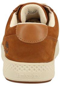 Timberland - TIMBERLAND SNEAKER - Sneakersy niskie - saddle f131 - 2
